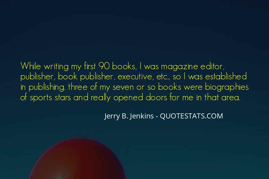 Magazine Publishing Quotes #733362