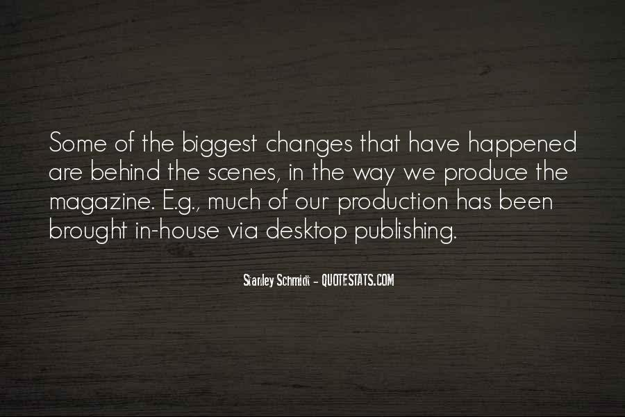 Magazine Publishing Quotes #783451