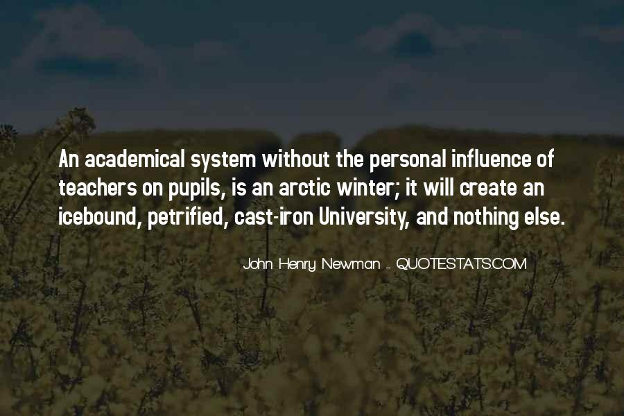 Quotes About Teacher Influence #1809195