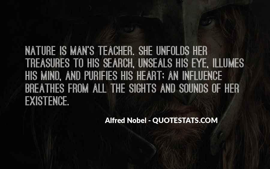 Quotes About Teacher Influence #859385