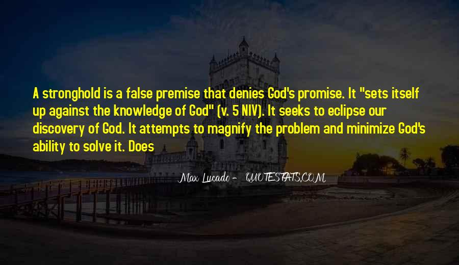 Magnify God Quotes #1350636