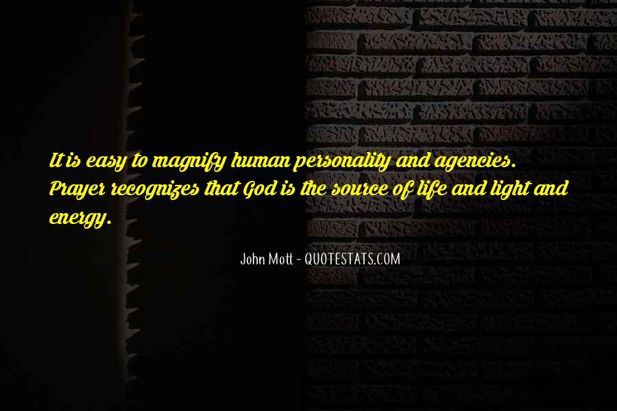 Magnify God Quotes #1702662