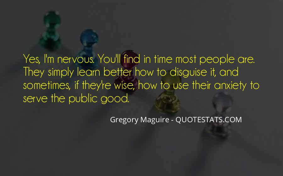Maguire Quotes #114851
