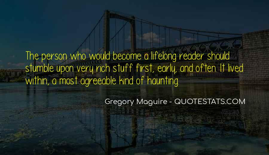 Maguire Quotes #156097