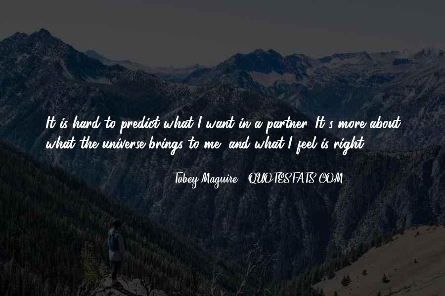 Maguire Quotes #173406