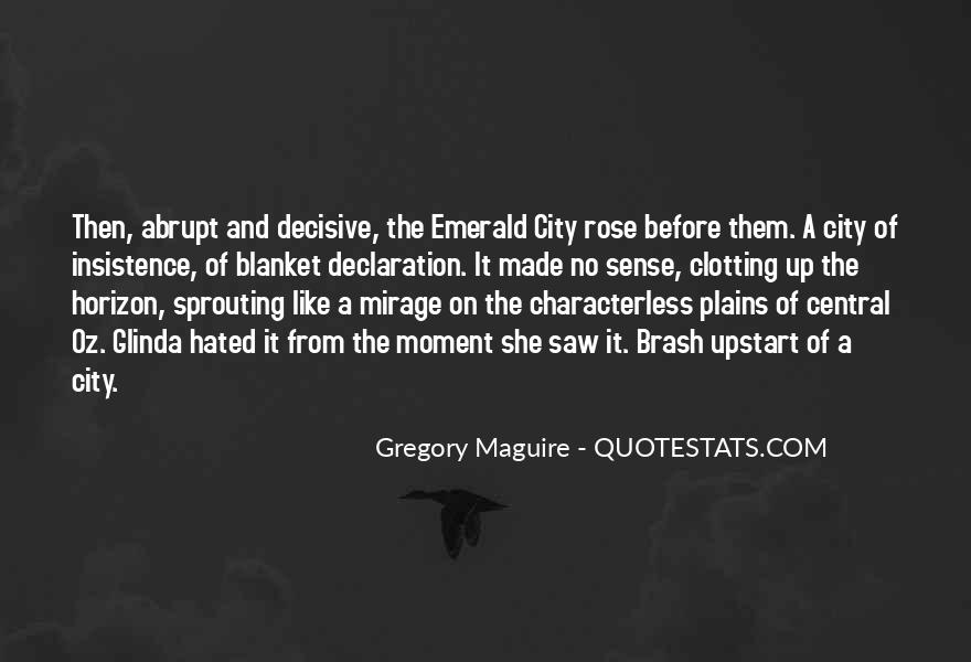 Maguire Quotes #275322