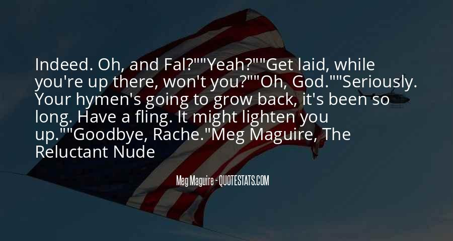 Maguire Quotes #278846