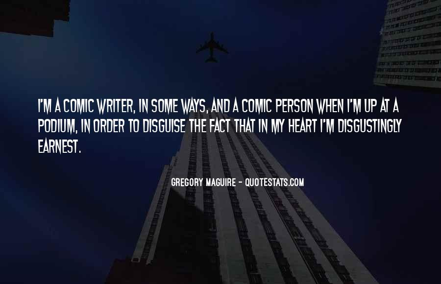 Maguire Quotes #295738