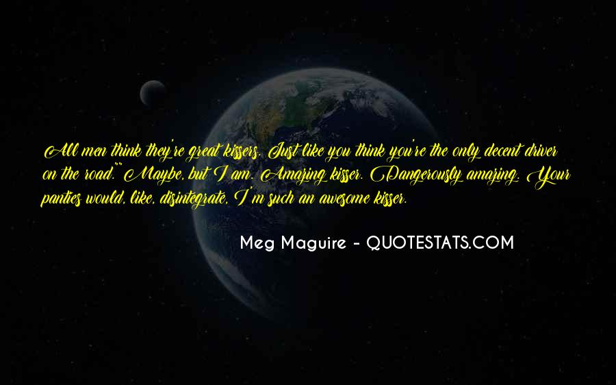 Maguire Quotes #40387