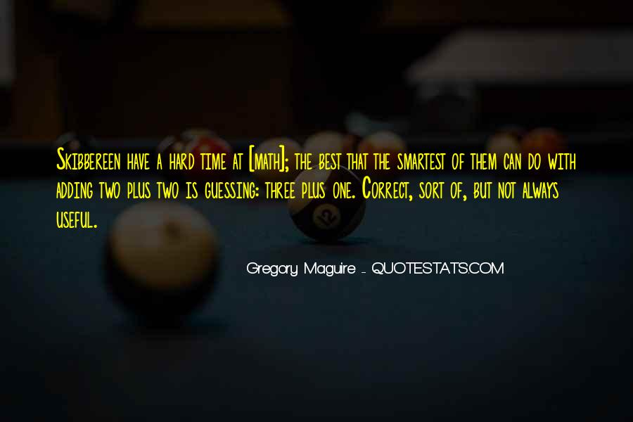 Maguire Quotes #56067