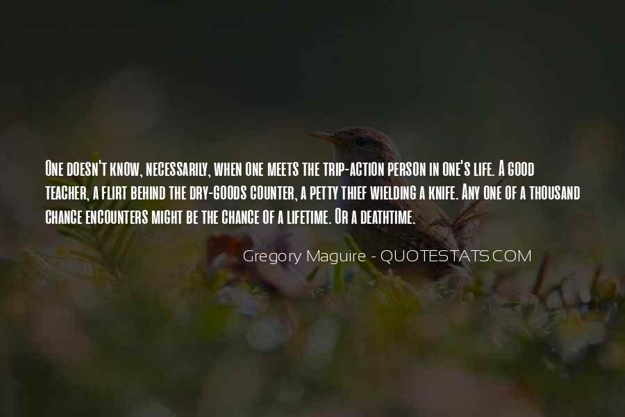 Maguire Quotes #76988