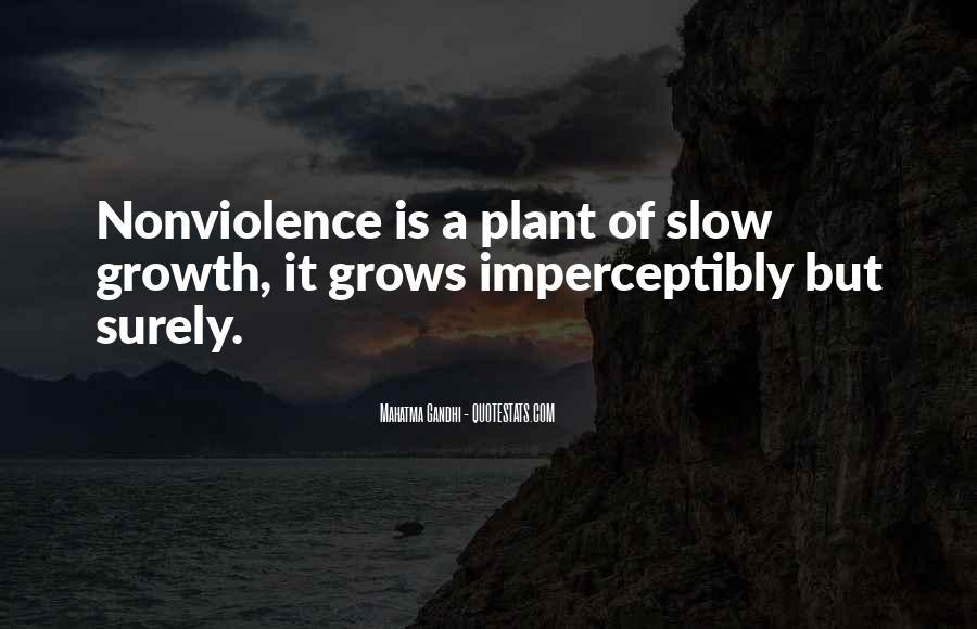 Mahatma Gandhi Nonviolence Quotes #131669