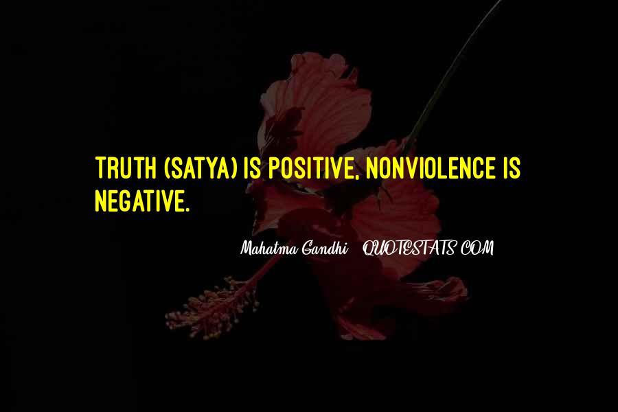 Mahatma Gandhi Nonviolence Quotes #139770