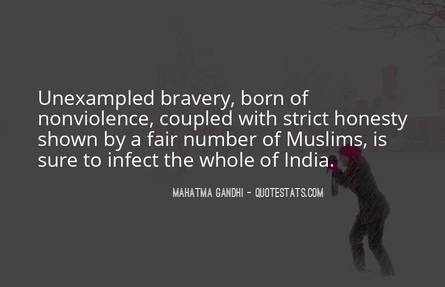 Mahatma Gandhi Nonviolence Quotes #328329