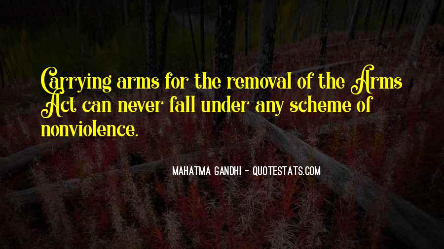 Mahatma Gandhi Nonviolence Quotes #370986