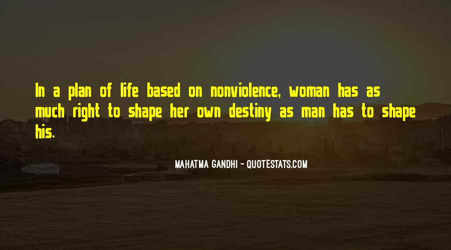 Mahatma Gandhi Nonviolence Quotes #54586