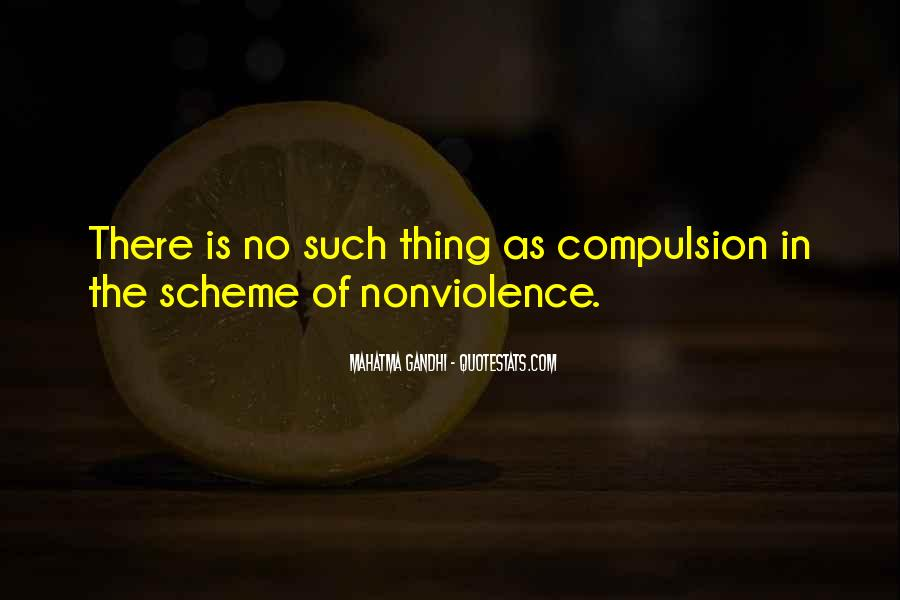 Mahatma Gandhi Nonviolence Quotes #613638