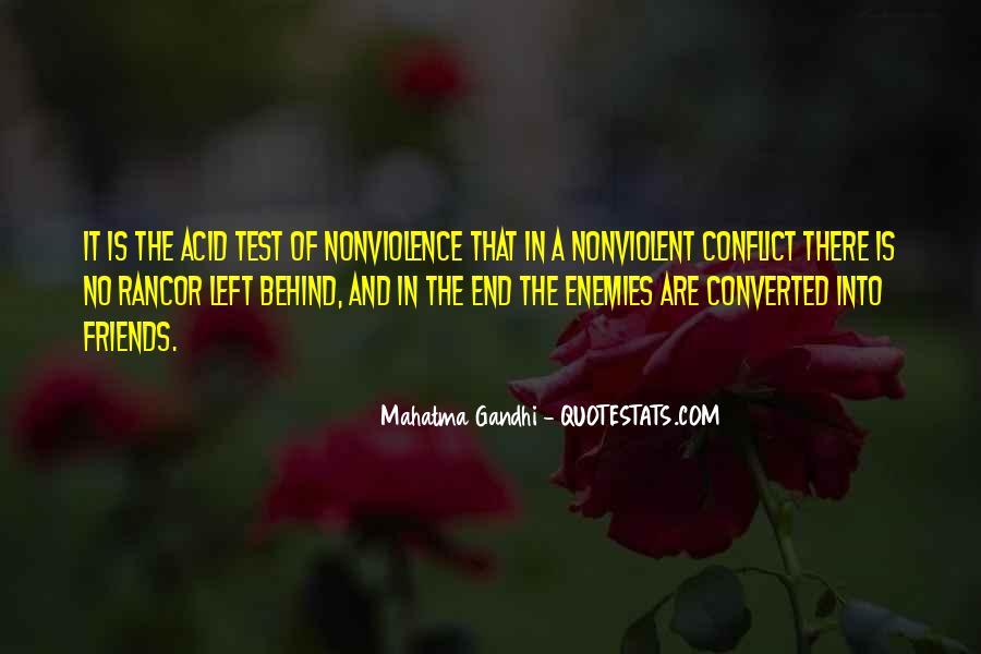 Mahatma Gandhi Nonviolence Quotes #664168