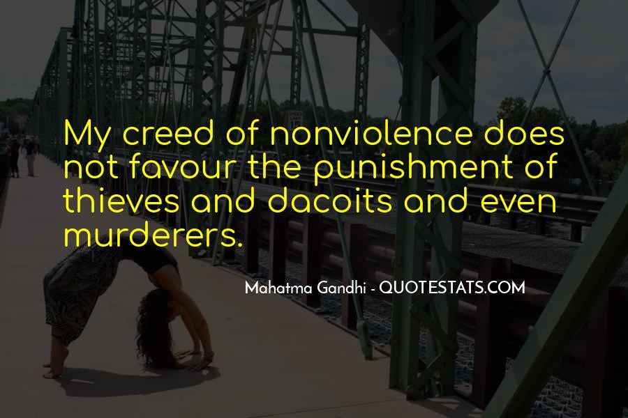 Mahatma Gandhi Nonviolence Quotes #764148