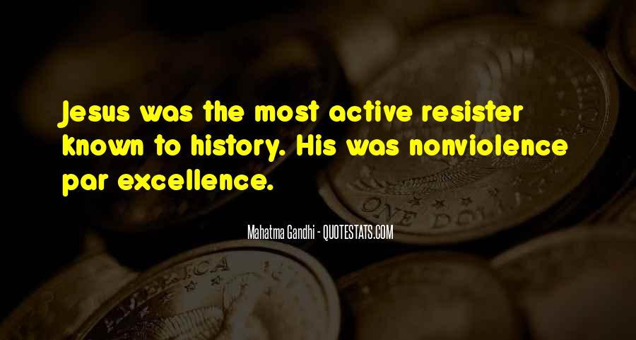 Mahatma Gandhi Nonviolence Quotes #804524