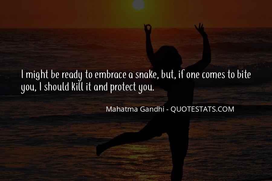 Mahatma Gandhi Nonviolence Quotes #83827