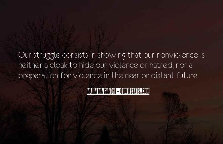 Mahatma Gandhi Nonviolence Quotes #851147