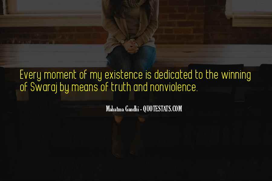 Mahatma Gandhi Nonviolence Quotes #898168