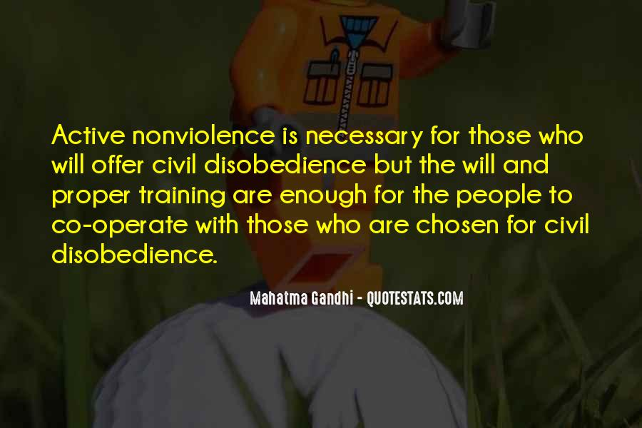 Mahatma Gandhi Nonviolence Quotes #933564