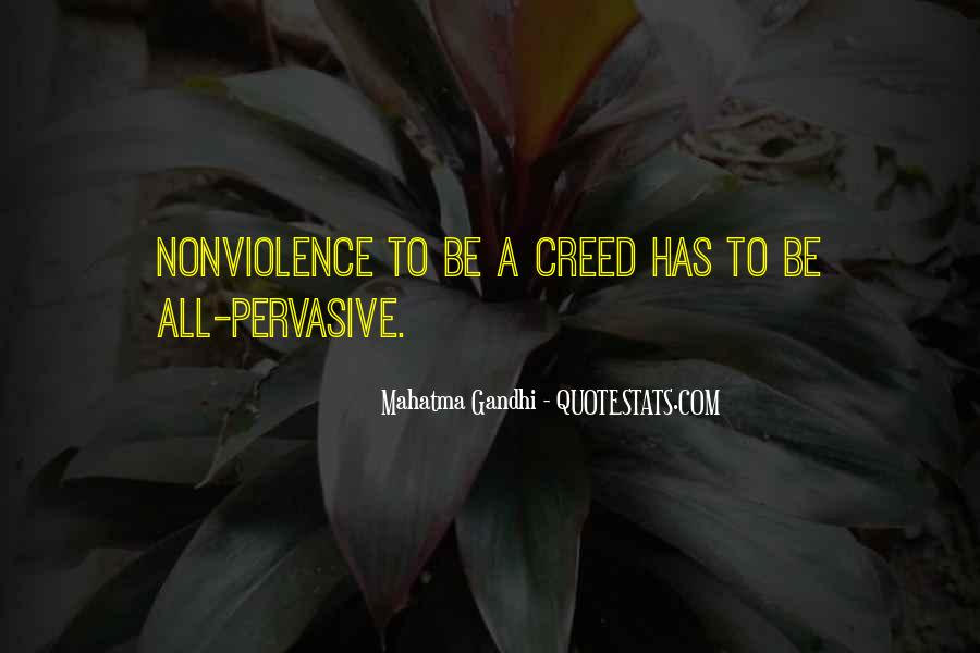 Mahatma Gandhi Nonviolence Quotes #936204
