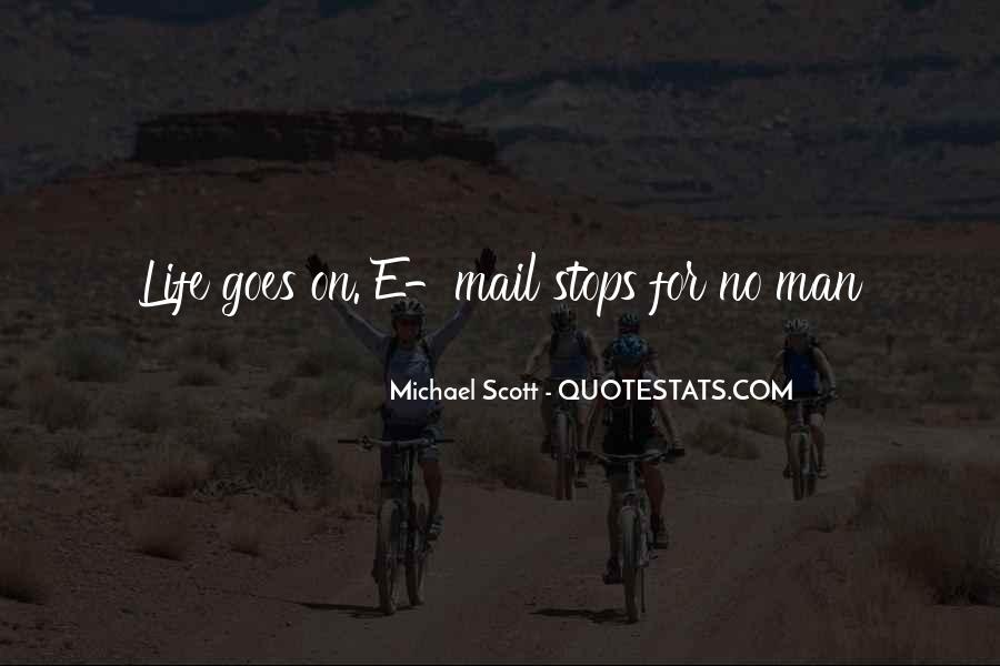 Mail Man Quotes #1082465