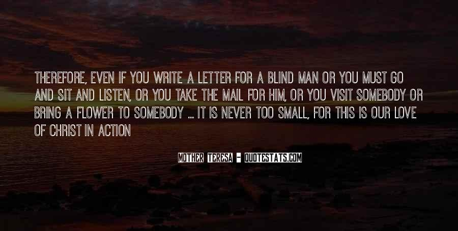 Mail Man Quotes #1814811