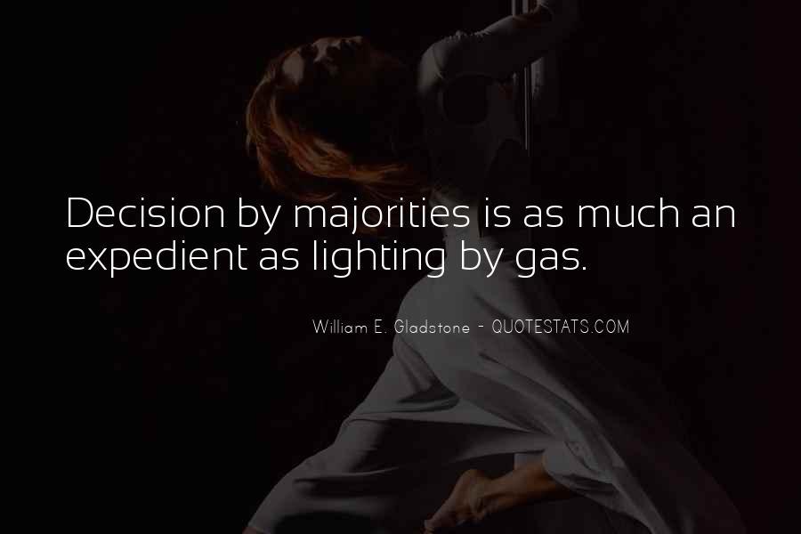 Majority Decision Quotes #1251675