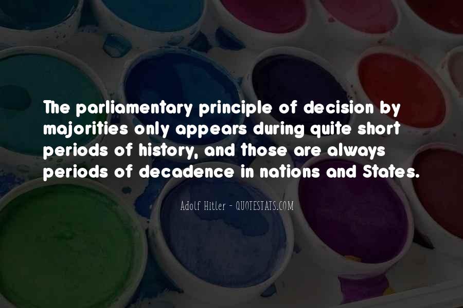 Majority Decision Quotes #172317