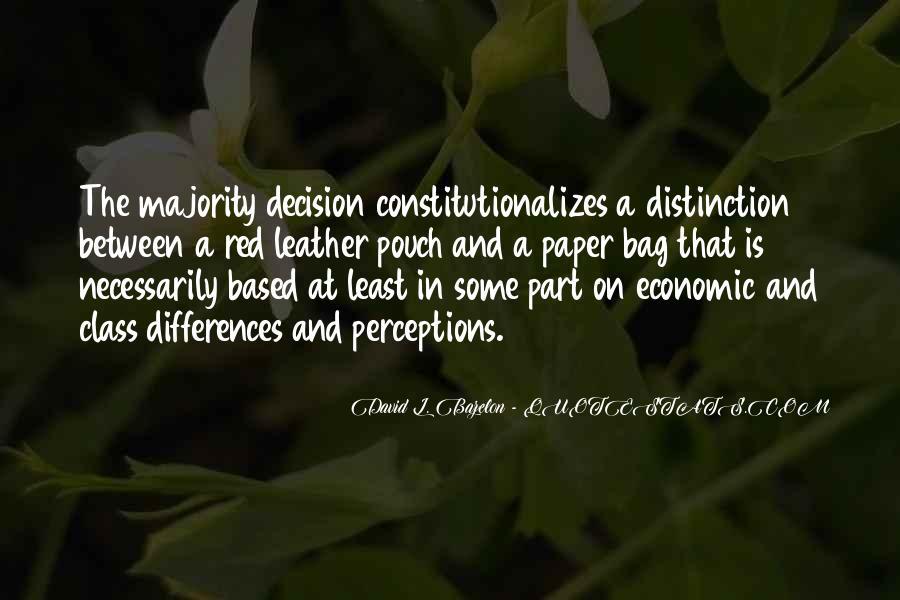Majority Decision Quotes #194487