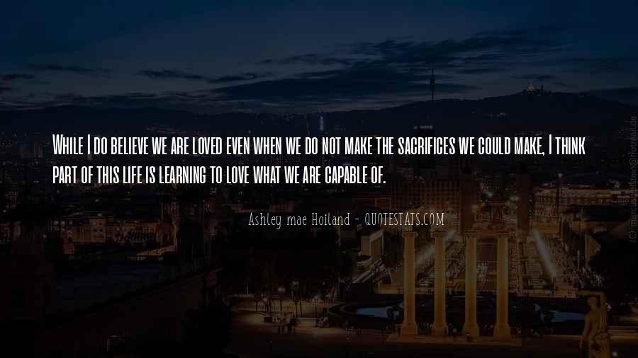 Make Believe Love Quotes #1001657