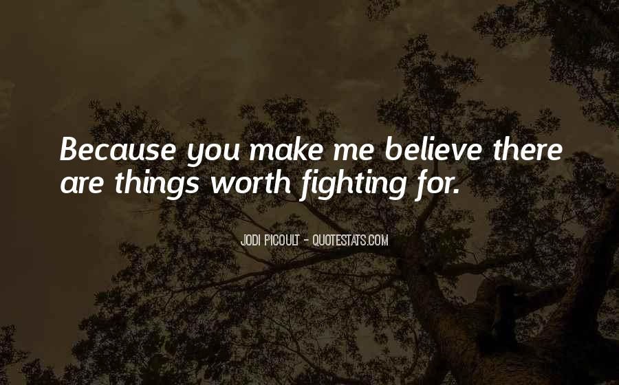 Make Believe Love Quotes #1098171