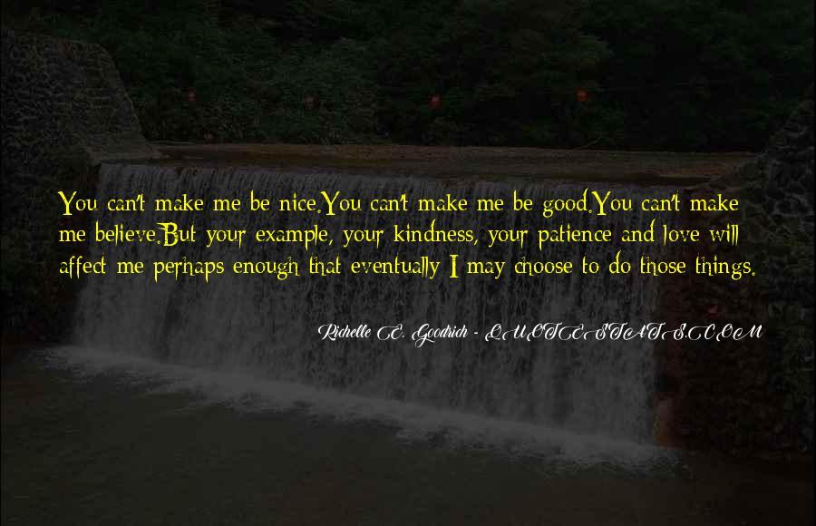 Make Believe Love Quotes #1232362