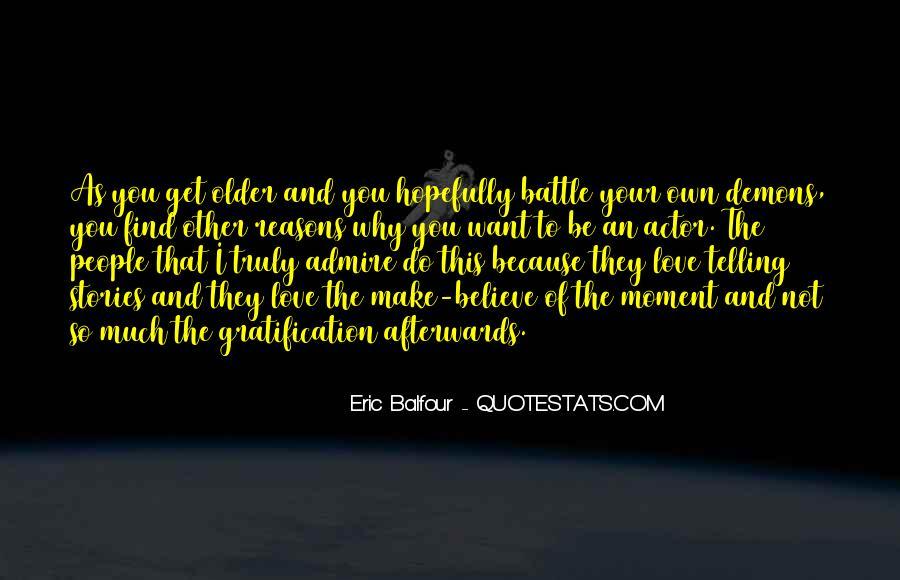 Make Believe Love Quotes #127406