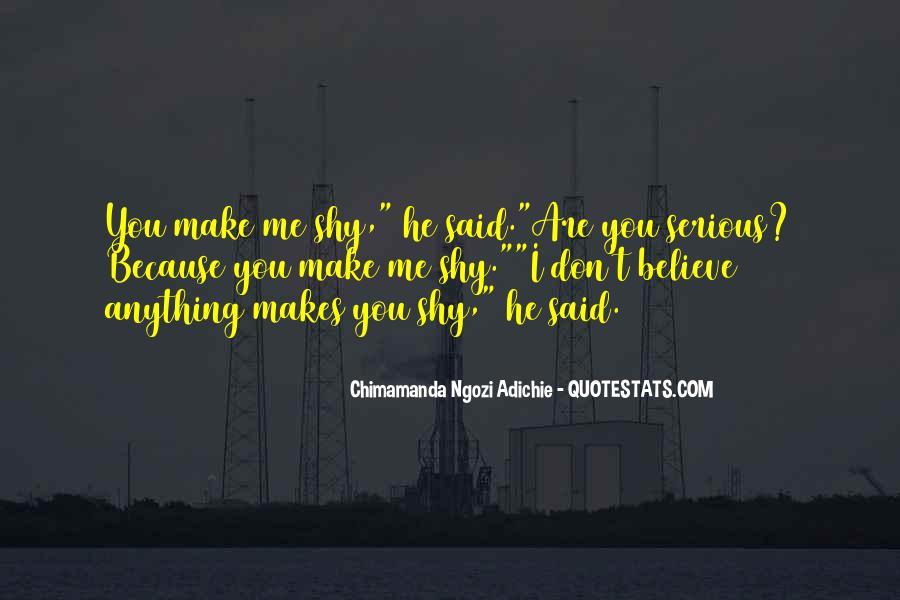 Make Believe Love Quotes #166966