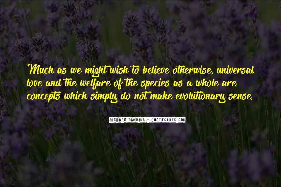 Make Believe Love Quotes #22542
