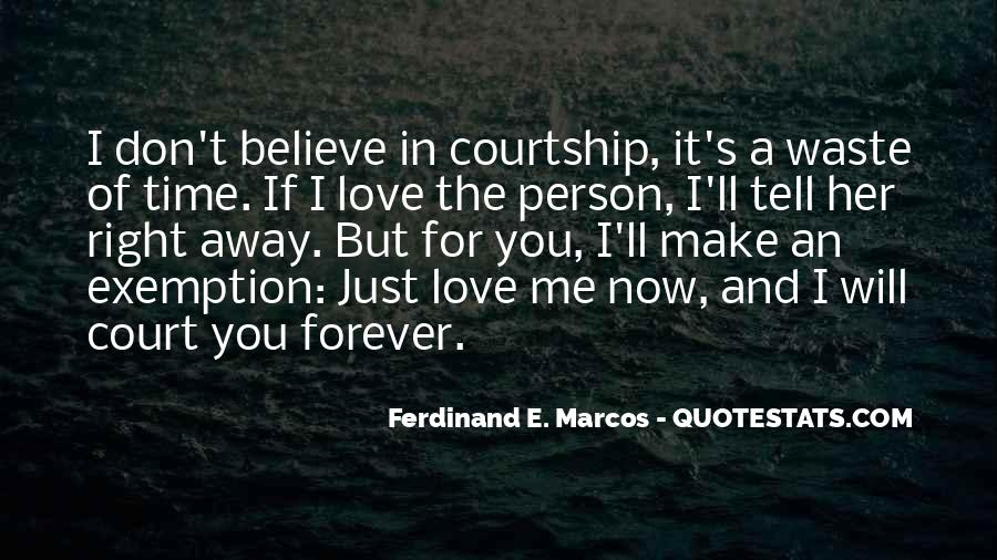 Make Believe Love Quotes #947305