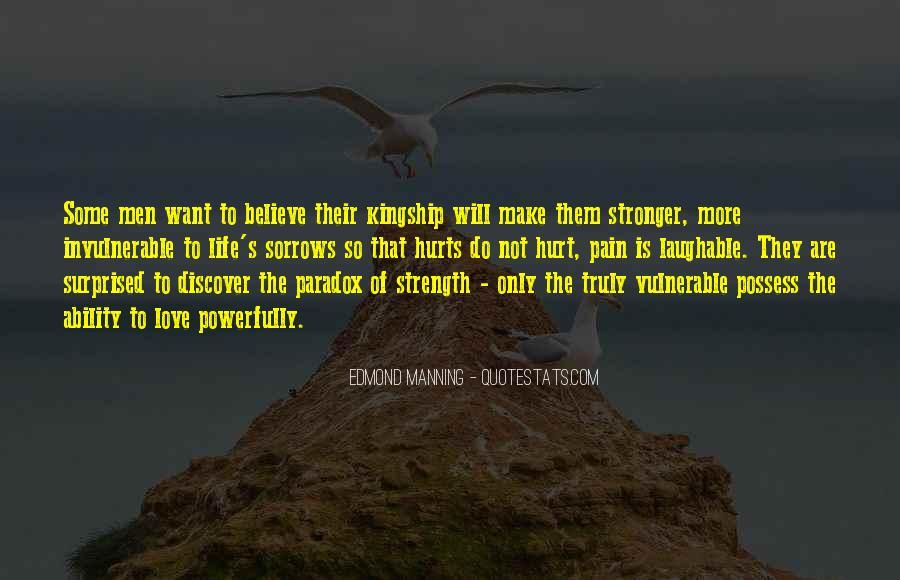 Make Believe Love Quotes #951672
