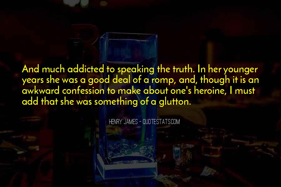 Make Her Addicted To You Quotes #1111612