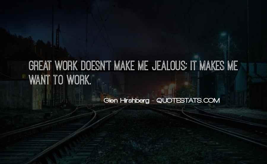 Make Her Jealous Quotes #231936