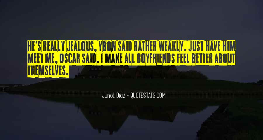 Make Her Jealous Quotes #784585