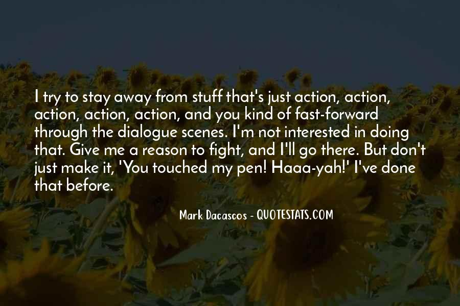Make Her Stay Quotes #103349