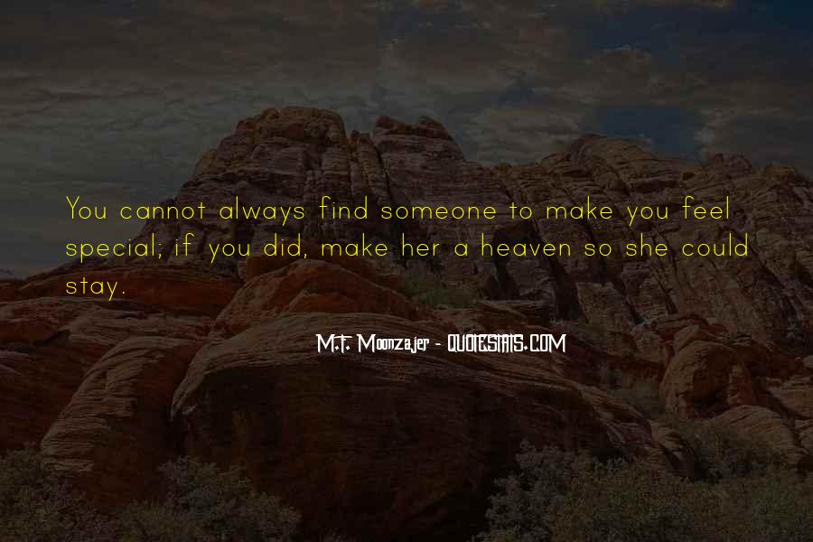 Make Her Stay Quotes #216780