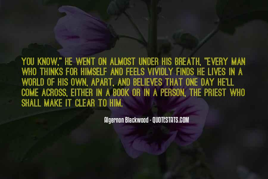 Make His Day Quotes #1187187