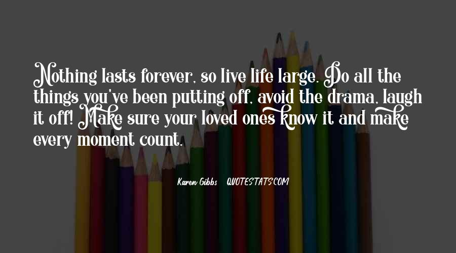 Make It Large Quotes #793380
