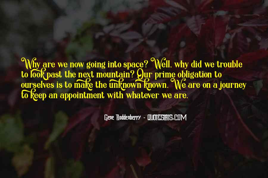 Make Space Quotes #141067